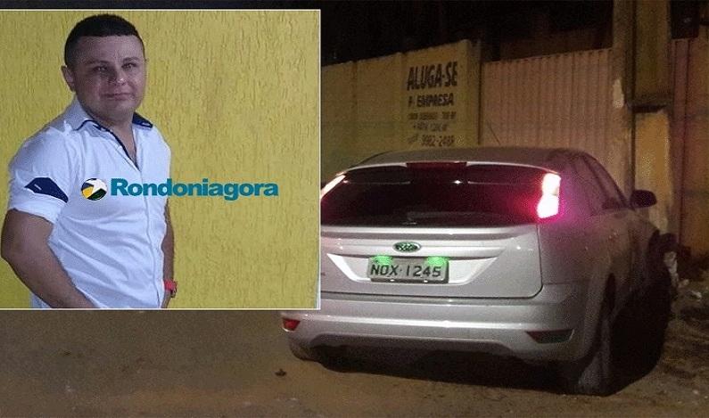 Professor é morto enforcado dentro de casa e tem carro roubado, em Porto Velho (RO)