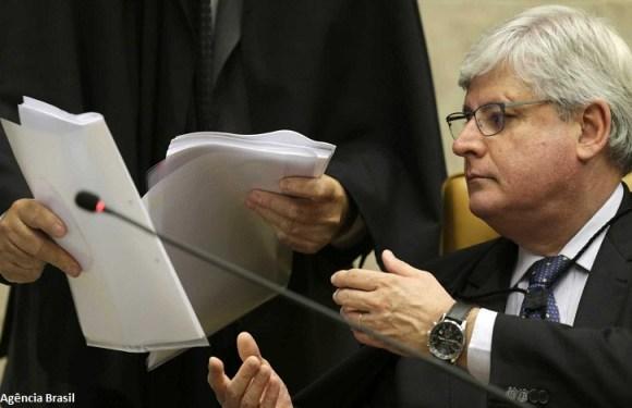 Janot pede arquivamento de investigação contra Renan, Jucá e Sarney