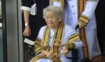 Tailandesa consegue se formar na universidade aos 91 anos
