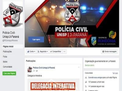 Polícia Civil de Ji-Paraná (RO) cria página em rede social para divulgar objetos recuperados