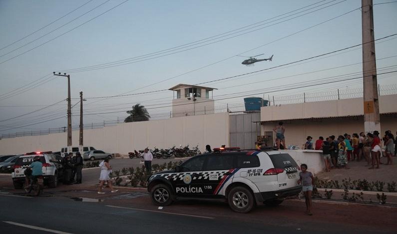Justiça concede saída temporária para 588 presos no Maranhão