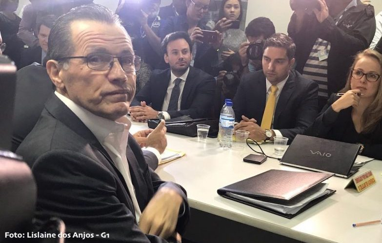 Ex-governador de MT diz ter pago dívidas de Blairo Maggi para ter apoio em campanha