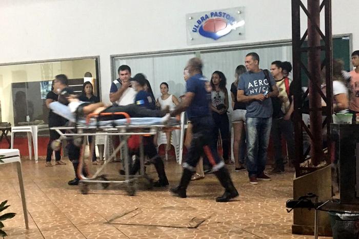 Acadêmico é esfaqueado durante assalto na Ulbra e alunos alegam 'descaso'