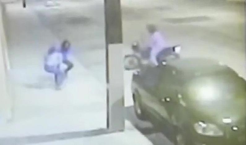 'Já fiz isso 5 vezes', diz mulher que reagiu a assalto, brigou com ladrão e recuperou bolsa; vídeo