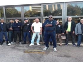 Por salários, vigilantes de hospitais e escolas do DF param atividades