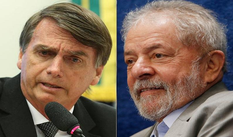 Lula tem 35%, Bolsonaro, 13%, e Marina, 8%, aponta Ibope