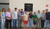 Cleiton Roque prestigia desfile cívico e participa de entrega de Terminal Rodoviário