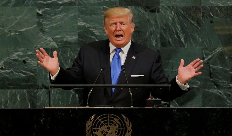 'Não estarão muito tempo por aí', diz Trump sobre Kim Jong Un e seu chanceler