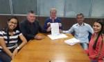 Edson Martins se reúne com lideranças de Seringueiras