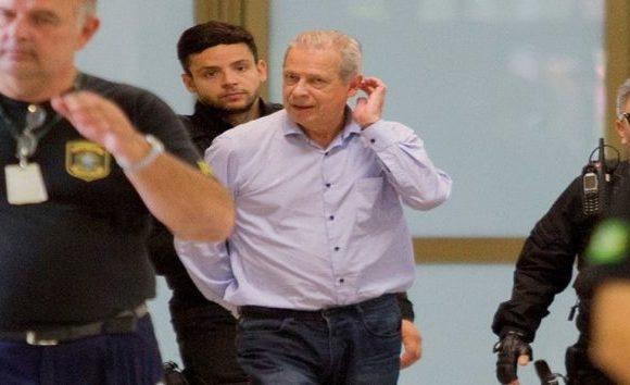 Fachin libera para julgamento recurso sobre prisão de José Dirceu