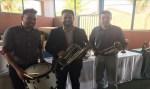 Léo Moraes visita município de Cacoal e participa da entrega de kits de fanfarras