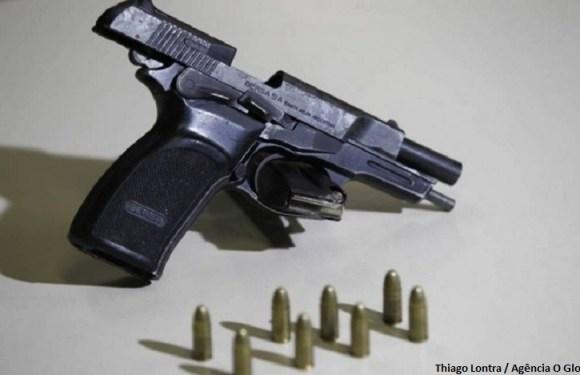 Exército libera pistola de maior poder letal para policiais de folga