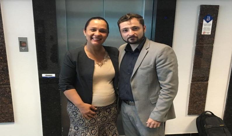 Deputada apoia projeto que implantará posto para emissão de RG em parceria com a Prefeitura de Vilhena