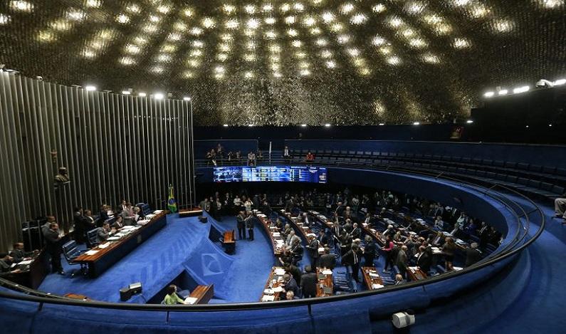 Senado também aprova criação do fundo partidário e vai à sanção