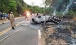 Grave acidente entre dois carros deixa dez mortos no Maranhão
