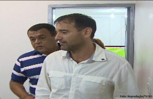 Ex-deputado estadual Marcos Donadon é preso após ficar foragido por 17 meses, em RO