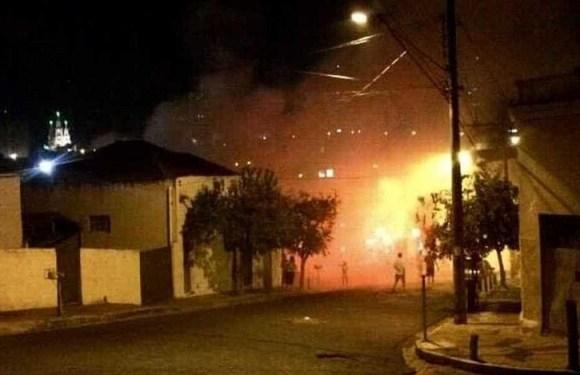 Idosa morre após filho atear fogo no corpo dela no interior de SP