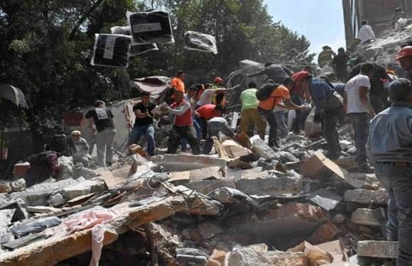 Novo terremoto sacode região central do México e gera alerta