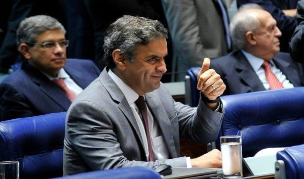 Presidente do Conselho de Ética arquiva representação que pedia cassação de Aécio
