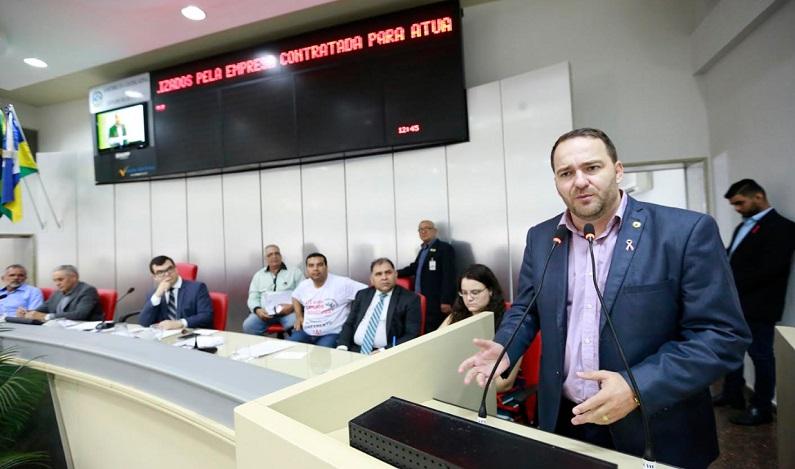 Deputado Alex Redano realiza Audiência Pública para discutir PAF Jequitibá