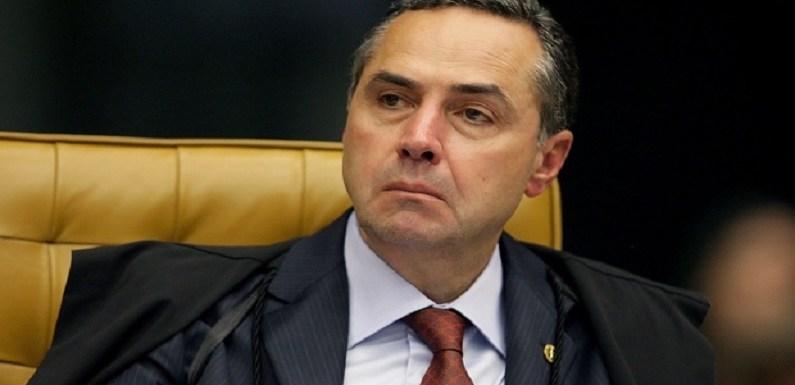 Barroso discute com Gilmar e diz que o colega é leniente com corruptos; vídeo