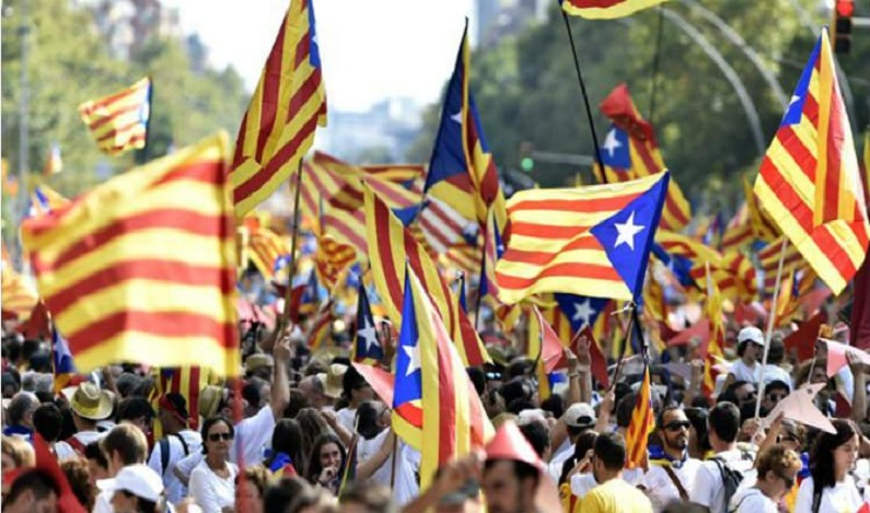 Catalunha vai às urnas amanhã