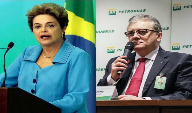 Dilma deve depor como testemunha em processo contra ex-presidente da Petrobras