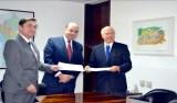 Fecomércio-RO parabeniza o Governo do Estado pela Integração Comercial Andina durante feira internacional do Peru