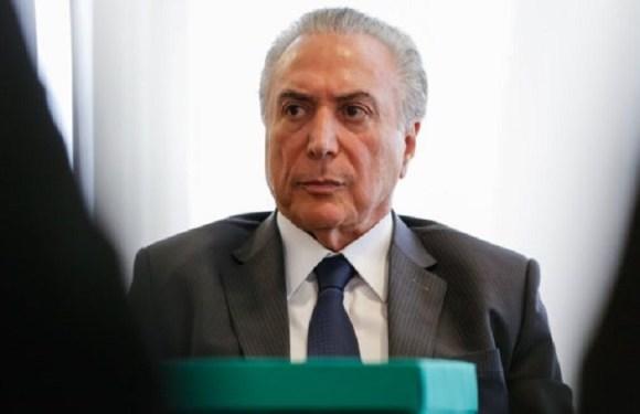 Governo de Michel Temer é rejeitado por 72% da população