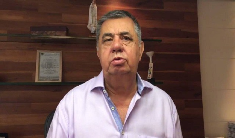 Em vídeo, Jorge Picciani acusa ministro da Justiça de mentir