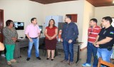 Colônia Penal e Presídio Feminino de Vilhena recebem materiais novos para atender às unidades