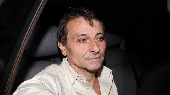 Cesare Battisti passa a noite na delegacia da PF em Corumbá