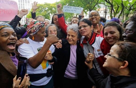 Ex-ministra de Dilma é absolvida em segunda instância em processo movido por Alexandre Frota