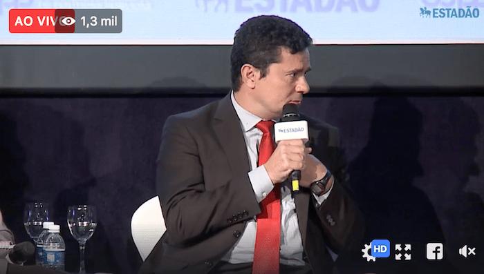 AO VIVO: Moro e procuradores debatem a Lava-Jato; siga