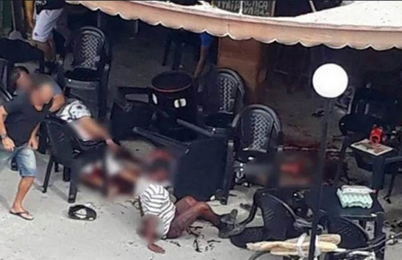 Ataque a tiros deixa um morto e pelo menos cinco feridos no Rio
