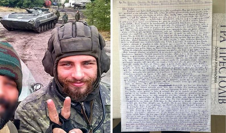 Justiça da Ucrânia anula condenação por terrorismo de brasileiro preso há um ano