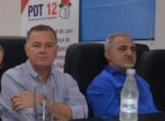 Isolado no PMDB, Mosquini prepara malas para embarque no PDT