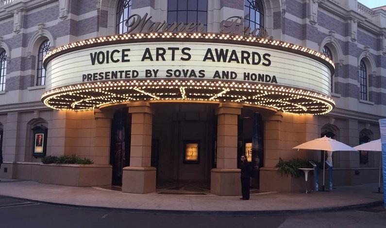 Brasileiro é indicado ao Voice Arts Awards 2017, o Oscar da dublagem