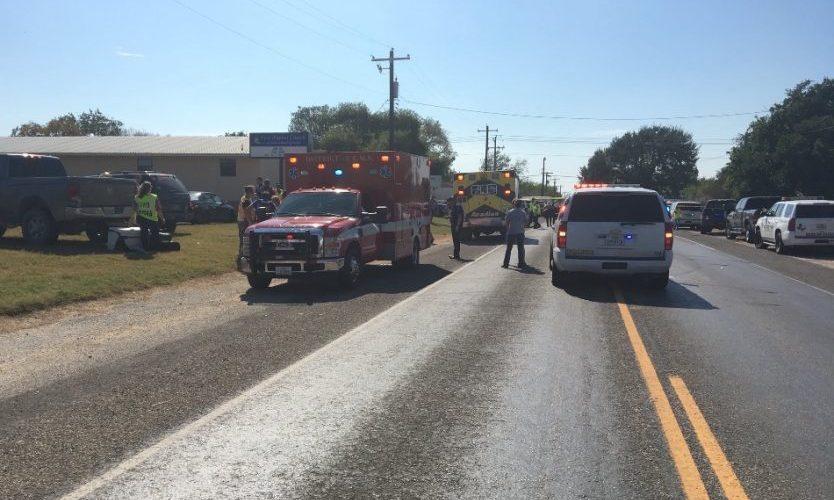 Texas: pelo menos 27 pessoas foram mortas em igreja