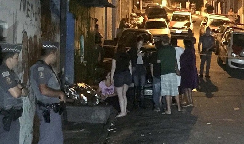 Chacina deixa quatro mortos na zona norte de SP