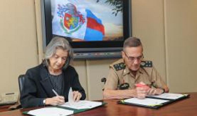 Conselho Nacional de Justiça e Exército firmam acordo para destruição de armas