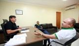 Presidente do Sinttrar pede apoio do deputado Cleiton Roque para regulamentação de lei
