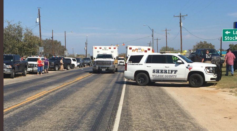 URGENTE: Pelo menos 15 pessoas são baleadas em igreja no Texas