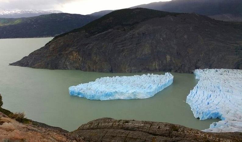 Por que desprendimento de iceberg gigante na Patagônia intriga cientistas