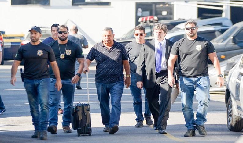 TRF2 nega prisão domiciliar para deputados Jorge Picciani e Edson Albertassi