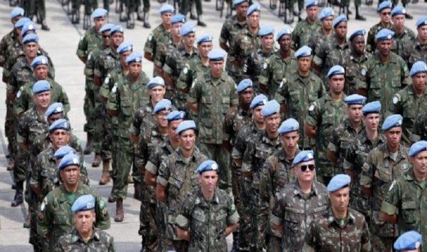 ONU faz convite oficial para Brasil participar de missão de paz na África