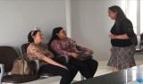Rosangela Donadon acompanha atendimentos realizados pela Associação Beneficente Marcos Donadon
