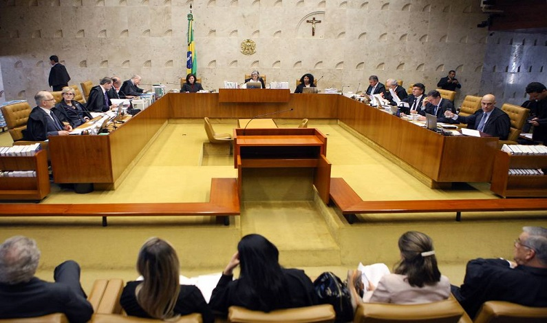 STF retoma nesta quinta julgamento sobre imunidade de deputados estaduais