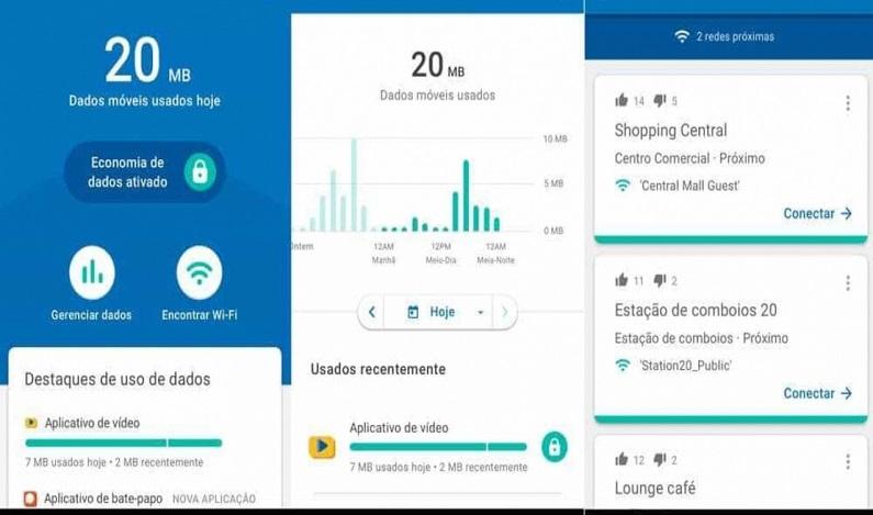 App que controla gasto de internet no celular é lançado pelo Google