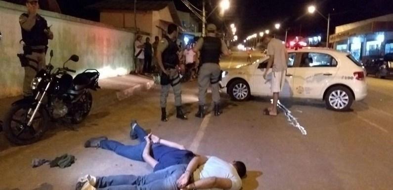Soldados do Exército são presos em flagrante por assalto em Rio Branco